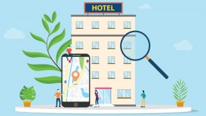 Approach To Online Search For The Right Hotel