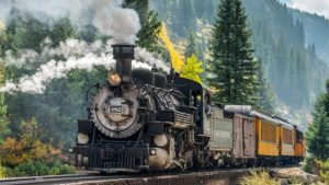Wild West Rail Tours